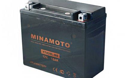 Аккумулятор Minamoto YTX20L-BS