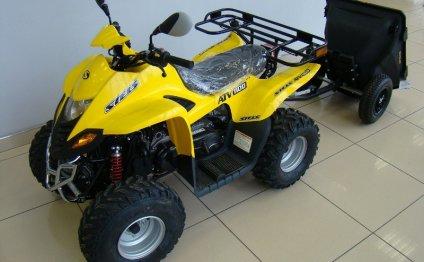 Stels ATV 110D