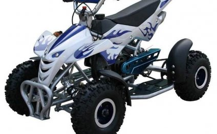 Детский квадроцикл ATV H4-3