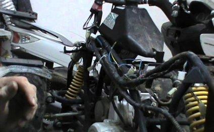 Китайский детский квадроцикл