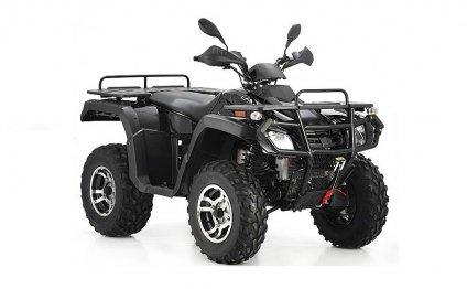 Квадроцикл ATV 300B