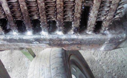 Правильный ремонт интеркулера
